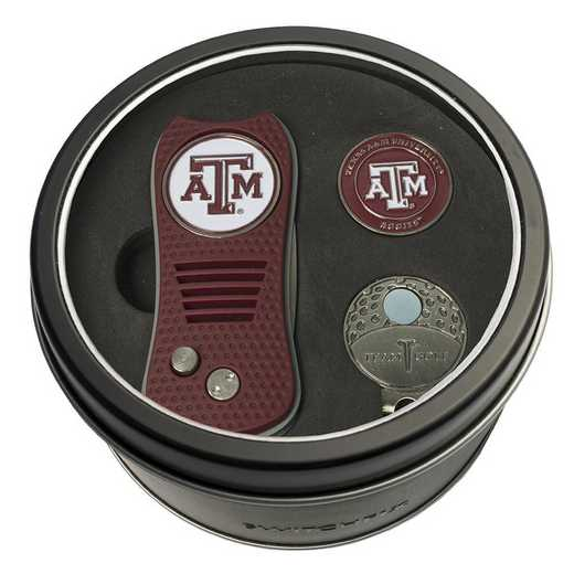 23457: Tin GtST Swchfx DVT CpClip Ball Mkr Texas A&M Aggies